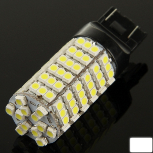 Buy 7443 White 120 LED 3528 SMD Car Signal Light Bulb, DC 12V for $2.28 in SUNSKY store