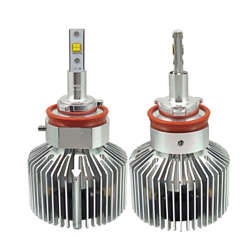 Buy 2 PCS H8/H11 25W Philips MZ 3000LM 6000K White Light Car LED Head Lamp with Driver, DC 11-30V for $49.11 in SUNSKY store