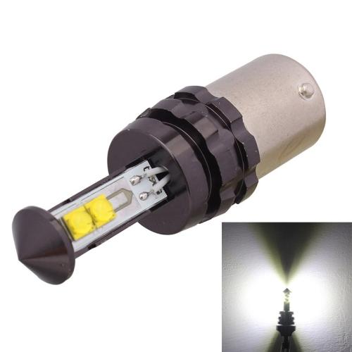 Buy 1156 20W 800LM White Light 4 CREE XT-E LED Car Brake Light Steering Light Bulb, DC 12-24V for $3.43 in SUNSKY store