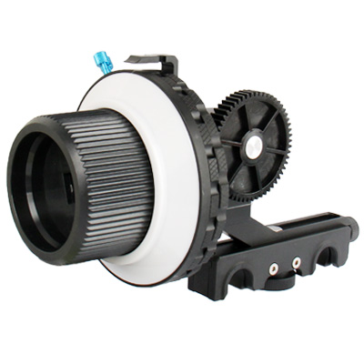 Buy F4-A Metal Follow Focus for DSLR Camera Camcorder, Black for $85.80 in SUNSKY store