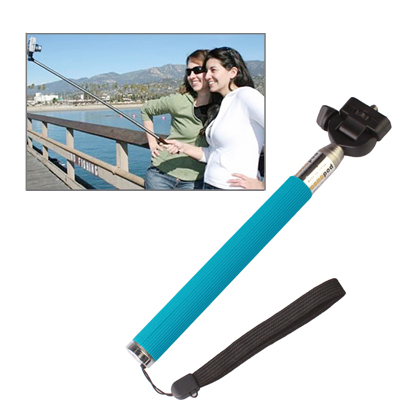 Buy Fotopro Extendable 7 Sections Digital Camera Handheld Monopod Wand Rod for GoPro HERO5 Session /5 /4 Session /4 /3+ /3 /2 /1, Xiaoyi Sport Cameras, Blue for $1.35 in SUNSKY store