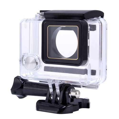 Buy Dazzne DZ-307 Replacement Waterproof Housing Case for GoPro HERO4 / 3+, Transparent for $11.38 in SUNSKY store