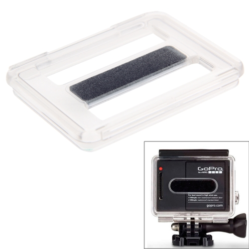 Buy Apertured Backdoor Hard Housing Cover for GoPro Hero 4 / 3+ for $2.16 in SUNSKY store