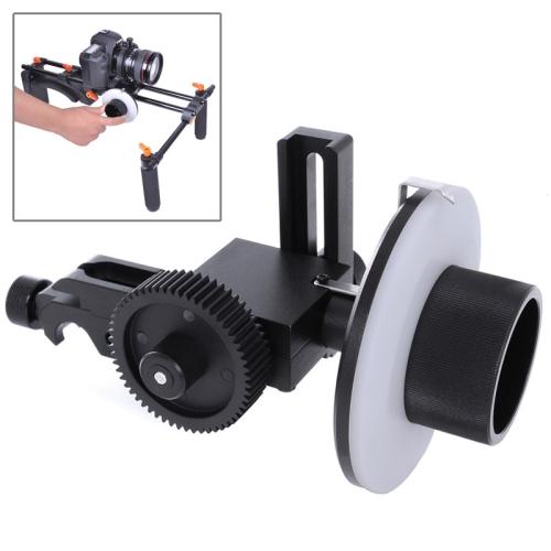 Buy Sevenoak Professional Follow Focus for DSLR Cameras / Camcorder (SK-F01) for $130.20 in SUNSKY store
