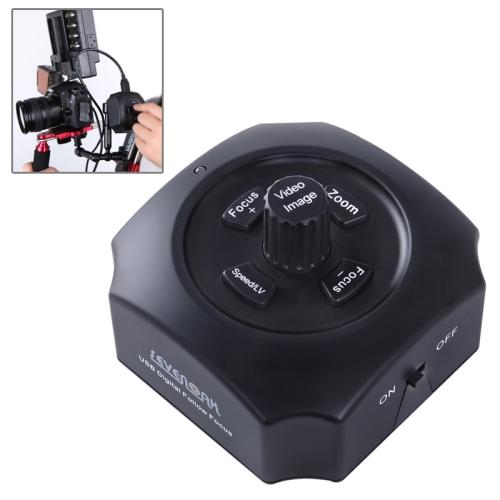 Buy Sevenoak USB Follow Focus for Canon EOS Digital SLR Camera (SK-F01E) for $123.05 in SUNSKY store