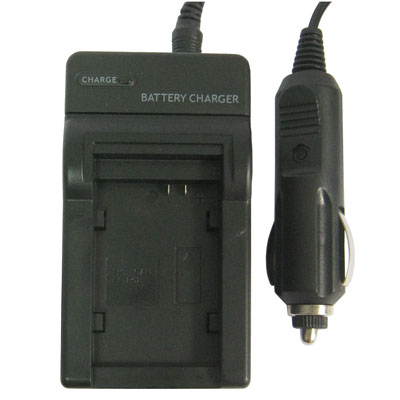 Buy Digital Camera Battery Charger for CANON BP-808, Black for $2.97 in SUNSKY store