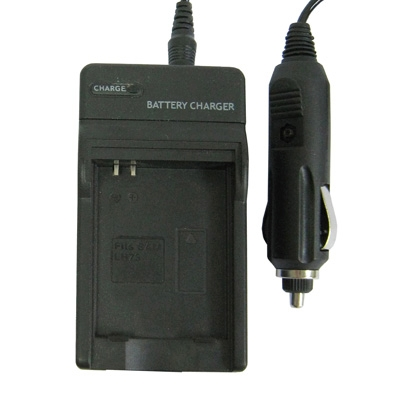 Buy Digital Camera Battery Charger for Samsung LH73, Black for $2.97 in SUNSKY store