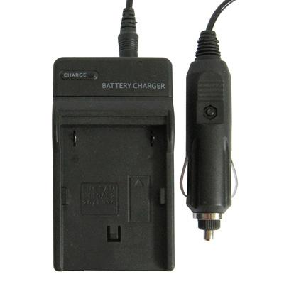 Digital Camera Battery Charger for Samsung L110/ L220/ L330, Black