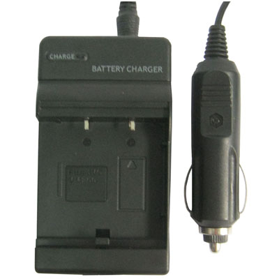 Buy Digital Camera Battery Charger for JVC VM200, Black for $2.96 in SUNSKY store