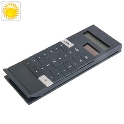 Buy Solar Calculator with Clip Function, Grey for $4.13 in SUNSKY store