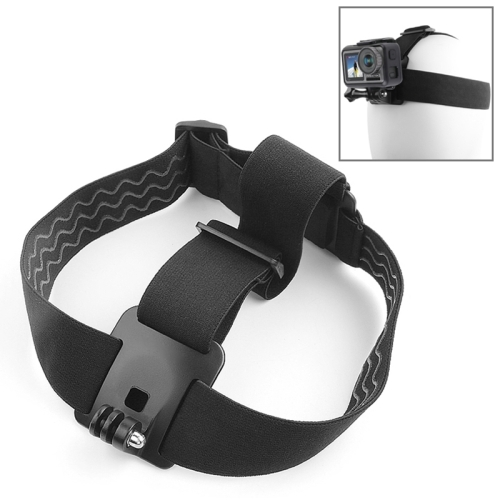 GoPro Adjustable Elastic Head Strap Mount Belt Harness Hero 4 3 3 2 Session