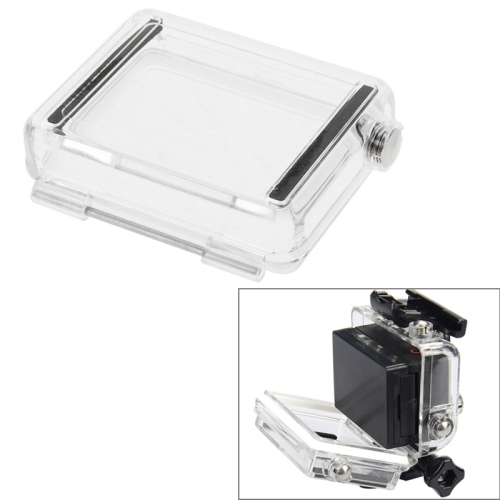 Buy Waterproof Protective Extended Backdoor Thicken Housing Case for Gopro Hero4 / 3+ for $3.89 in SUNSKY store