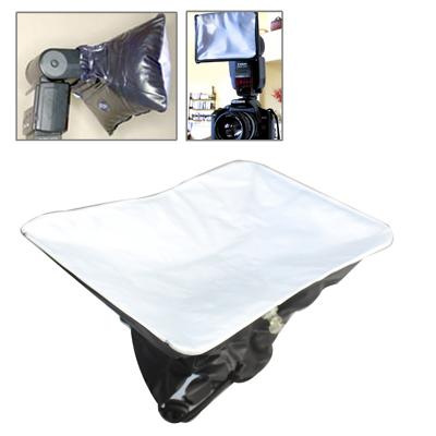 Camera /& Photo Folding Flash Soft Diffuser NG-280 Camera /& Lighting 280mm x180mm x120mm Black