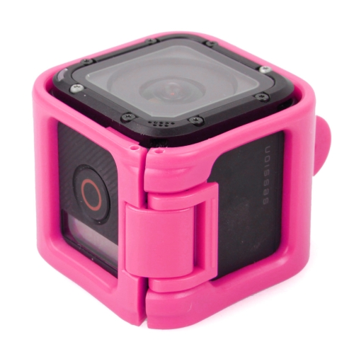 Buy TMC Low-profile Frame Mount for GoPro HERO5 Session /HERO4 Session /HERO Session, Pink for $2.55 in SUNSKY store