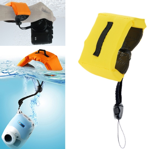 CAOMING Submersible Floating Bobber Hand Wrist Strap for Gopro Hero GoPro New Hero //HERO6 //5//5 Session //4 Session //4//3+ //3//2 //1 Dark Blue Xiaoyi and Other Action Cameras Durable Color : Dark Blue
