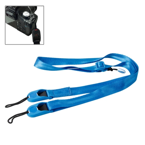 Buy TMC Leash Camera Strap Sling / Digital Camera Strap, Blue for $6.83 in SUNSKY store
