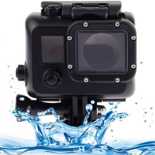 Sport Camera Easy To Use Camera/video Bags Portable Camera Outer Frame Protective Cover Accessories For Gopro Hero4/3
