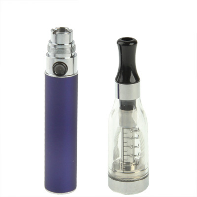 Buy D5 650mAh Single Stem USB Rechargeable Electronic Cigarette with 5ML Atomizer for $5.49 in SUNSKY store