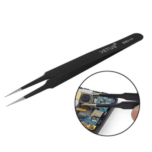ESD-14 Anti-Static Tweezers