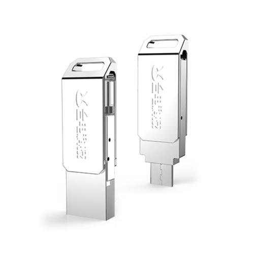 Teclast NYO Series 2 in 1 32GB Rotation Type Micro USB & USB 3.0 Flash Disk