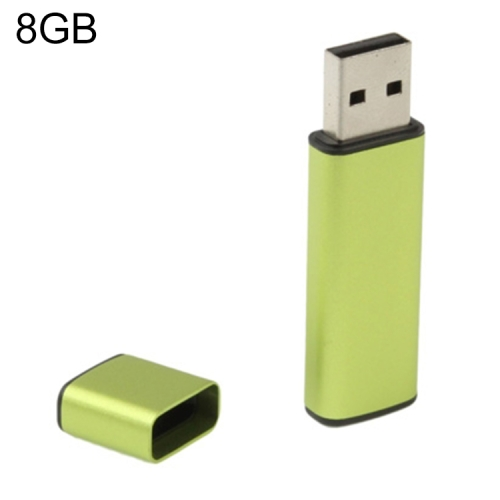 Business Series USB 2.0 Flash Disk, Green, 8GB