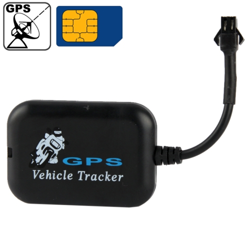 Mini Vehicle Motorcycle Bike Lbs Sms Gsm Gprs Real Time Tracker Monitor Trackingblack
