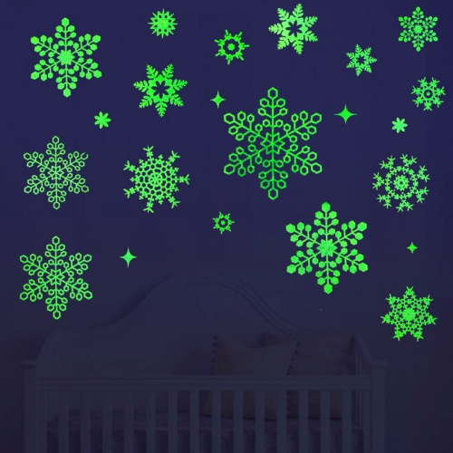 Buy Fluorescent Self-adhesive Wall Stickers for Home Decoration, Size: 40cm x 30cm for $1.76 in SUNSKY store
