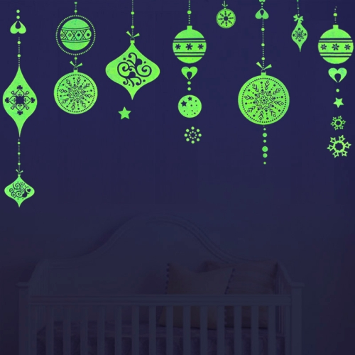 Buy Fluorescent Self-adhesive Wall Stickers for Home Decoration, Size: 40cm x 30cm for $1.80 in SUNSKY store