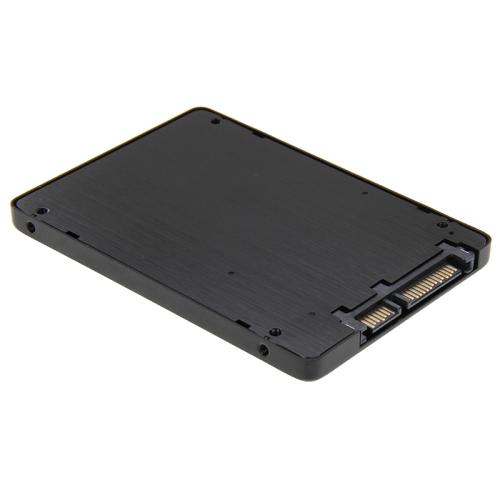 8GB Solid State Drive / SATA II Hard Disk for Desktop / Laptop, Size: 10x7 cm, Black
