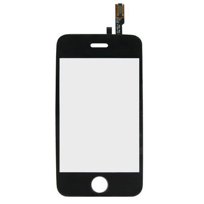 Touch Panel Digitizer Part for iPhone 3G (Black)