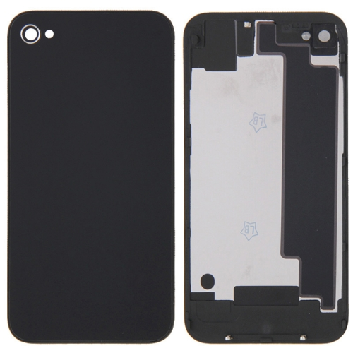 Back Cover for iPhone 4 (CDMA)(Black)
