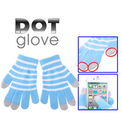 Dot Gloves of Touch Screen