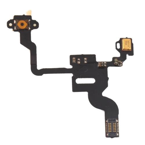 Sensor Flex Cable + Switch Flex Cable for iPhone 4