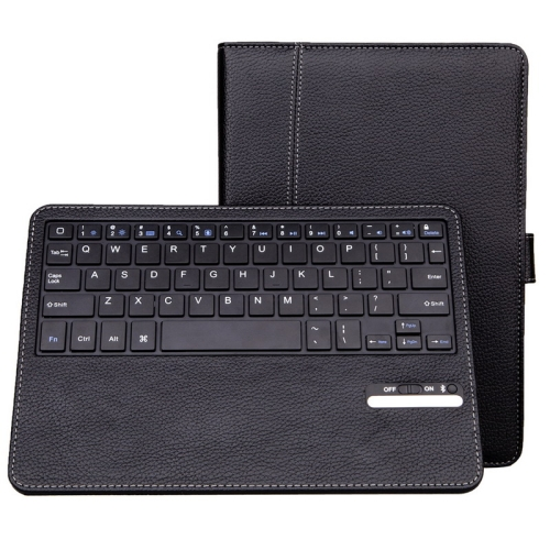 Buy Detachable Bluetooth Keyboard Smart Cover Leather Case with Sleep / Wake-up Function & Holder for iPad Air, Operating Distance: 10m (IS11-I5), Black, Black for $13.50 in SUNSKY store