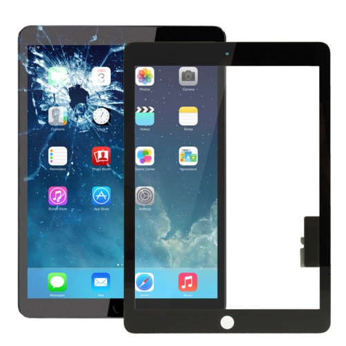 Touch Panel for iPad Air(Black)