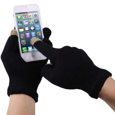 Buy Three Fingers Touch Screen Gloves for $1.29 in SUNSKY store