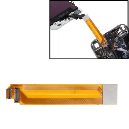 LCD Touch Panel Test Extension Cable, LCD Flex Cable Test Extension Cord for iPhone 5