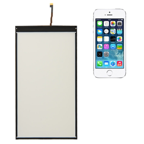 LCD Display Backlight Film / LCD Backlight Unit Module Spare Part for iPhone 5(Black)