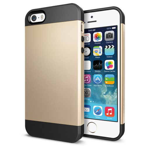 Buy Tough Armor Plastic + TPU Combination Case for iPhone 5 & 5s & SE for $1.38 in SUNSKY store