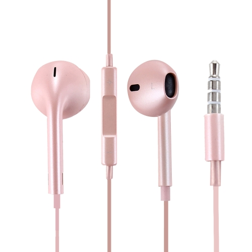 Iphone earbuds rose gold - rose gold headphones wire