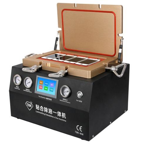 Buy 800W 2 in 1 Air Bubble Screen Remover Repair Machine Vacuum LCD Screen Laminating Machine for $955.45 in SUNSKY store