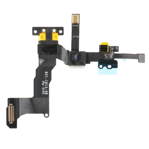2 in 1 for iPhone 5C Original Front Camera + Original Sensor Flex Cable