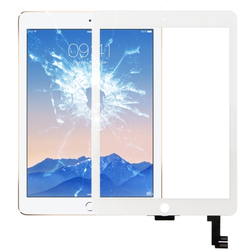 Touch Panel for iPad Air 2 / iPad 6 (White)