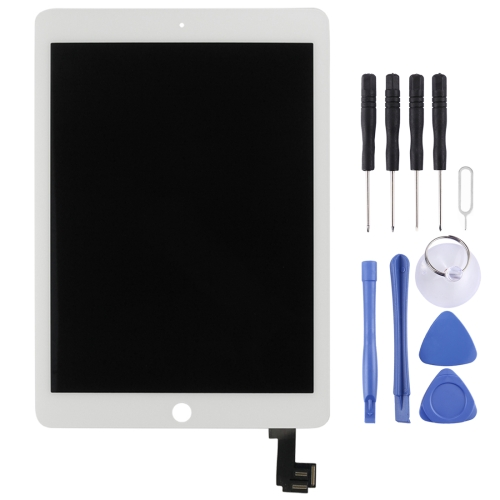 LCD Screen and Digitizer Full Assembly for iPad Air 2 / iPad 6