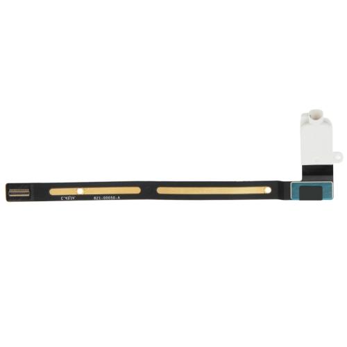 Original Earphone Audio Jack Flex Cable for iPad Air 2(White)