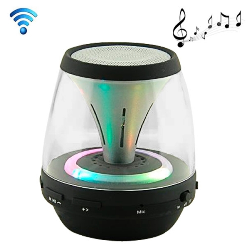 sunsky fashionable magic lamp mini bluetooth v2 0 speaker. Black Bedroom Furniture Sets. Home Design Ideas
