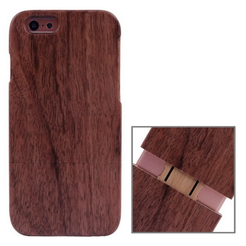 Buy Cherry Wood Material Case for iPhone 6 Plus & 6S Plus, Red for $6.35 in SUNSKY store