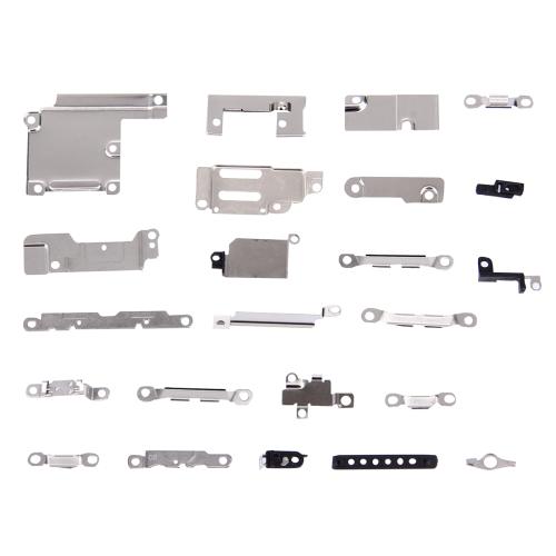 Inner Retaining Bracket Set for iPhone 6 Plus, 23 pcs/set
