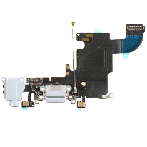 Charging Port Flex Cable Ribbon for iPhone 6s (White)