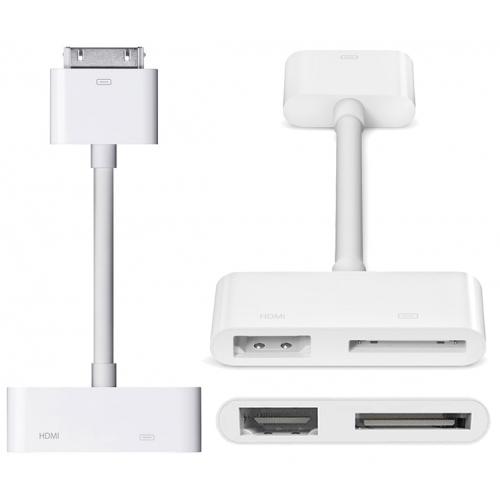Buy Digital AV HDMI Adapter to HDTV for $7.31 in SUNSKY store